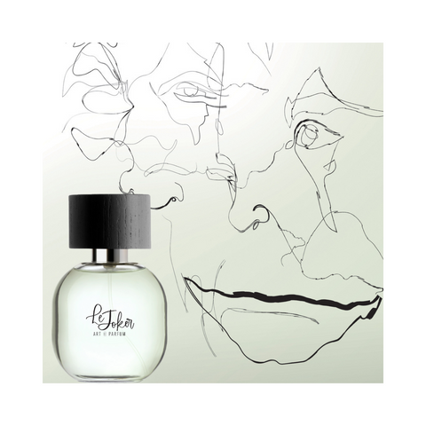 Le Joker Artwork by Art de Parfum