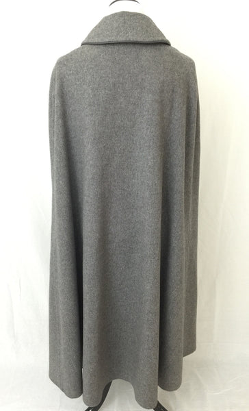 Gray 1970s Céline Cape