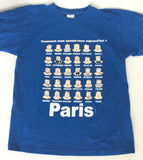 1980s French Feelings T-shirt