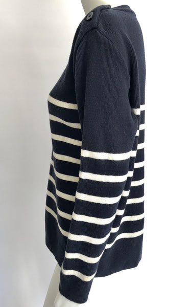 Fisherman's Striped Sweater
