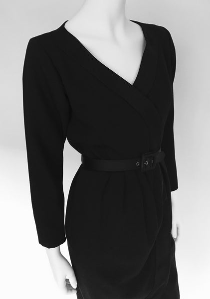 Le Smoking tuxedo dress