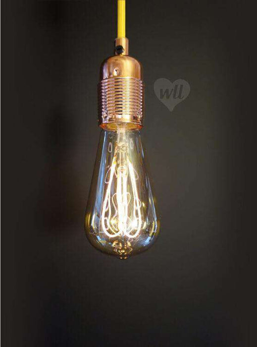 Casanova (58x110mm) LED Filament Bulb WeLoveLeds