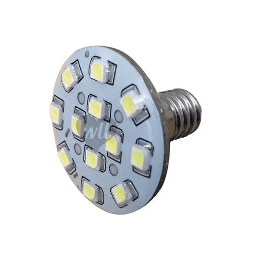 E10 16-LED 24v module - Pure & Warm White Cabochon WeLoveLeds