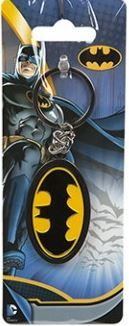 Complimentary Batman key-ring with every newsletter sign-up.