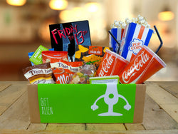 Movie Night Gift Box Friday the 13th Special