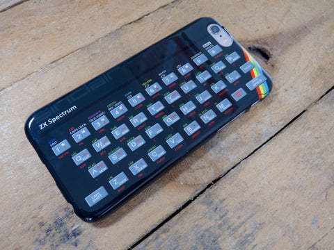 ZX Spectrum smart phone case (Apple iPhone and Samsung Galaxy)