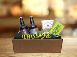 Chiverton Tap Gift Box (2 beer set, Oat Mill Stout & White Nancy)
