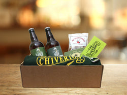 Chiverton Tap Gift Box (2 beer set, Bollington Best & Long Hop)