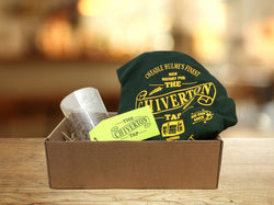 Chiverton Tap T-Shirt & Glass Gift Set