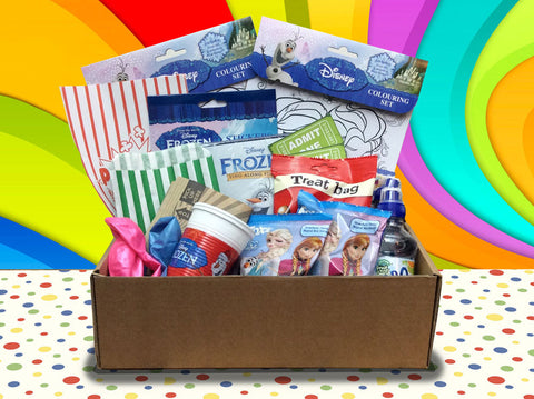 Win a gift box with the launch of our new 'kids' range