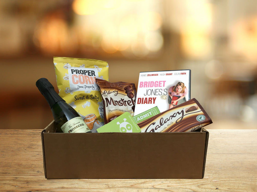 Movie Night Prequel Box 'Bridget Jones'