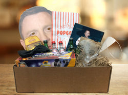 Movie Night Gift Box 'Shaken not stirred special'