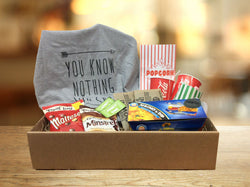 Movie Night Gift Box 'Game of Thrones Special'