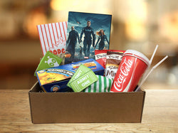 Movie Night Prequel Box 'Captain America'