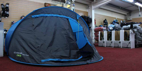 Camping Department at Ted Johnsons