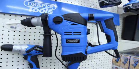 Draper Power Tools at Ted Johnsons
