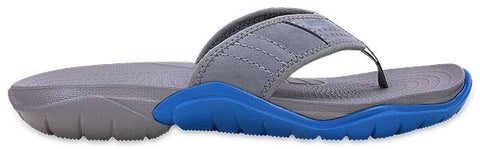 202547-0CP crocs swiftwater flip graphite/ultram mens