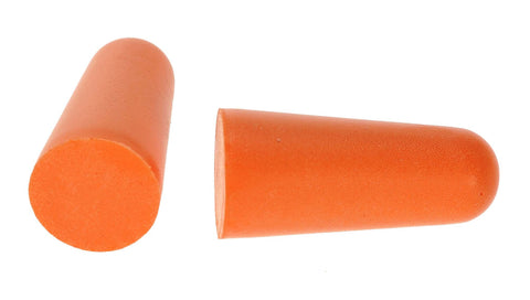 EP02 PU Foam Ear Plug (200 pairs) Orange Portwest at Ted Johnsons