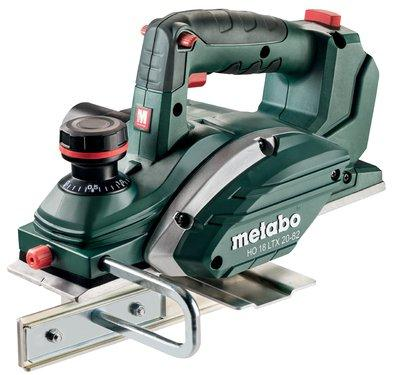 METABO HO 18 LTX 20-82 PLANER, BODY ONLY + METALOC