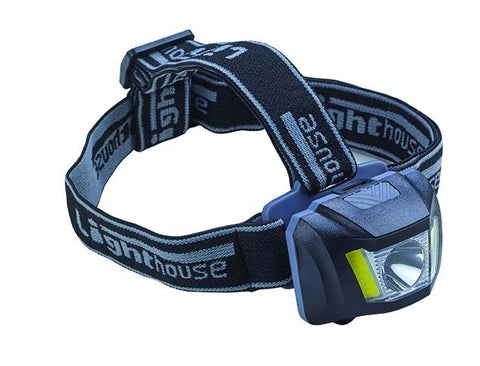 L/HOUSE 280 LUMENS ELITE HEAD TORCH