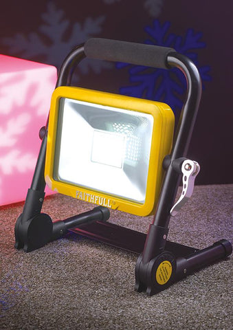 FAITHFULL 20W LED RECHARGE FOLDING WORKLIGHT