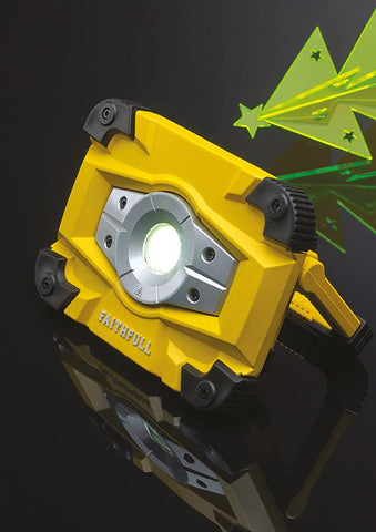 FAITHFULL 800 LUMENS RECHARGE MAG WORKLIGHT