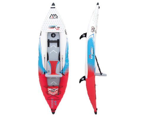 Ted Johnson - Buy the Betta Kayak VT-312