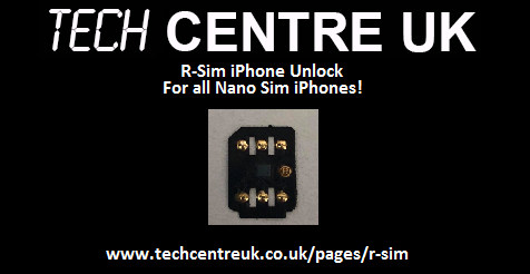 R-Sim 12 iPhone Unlocking Chip