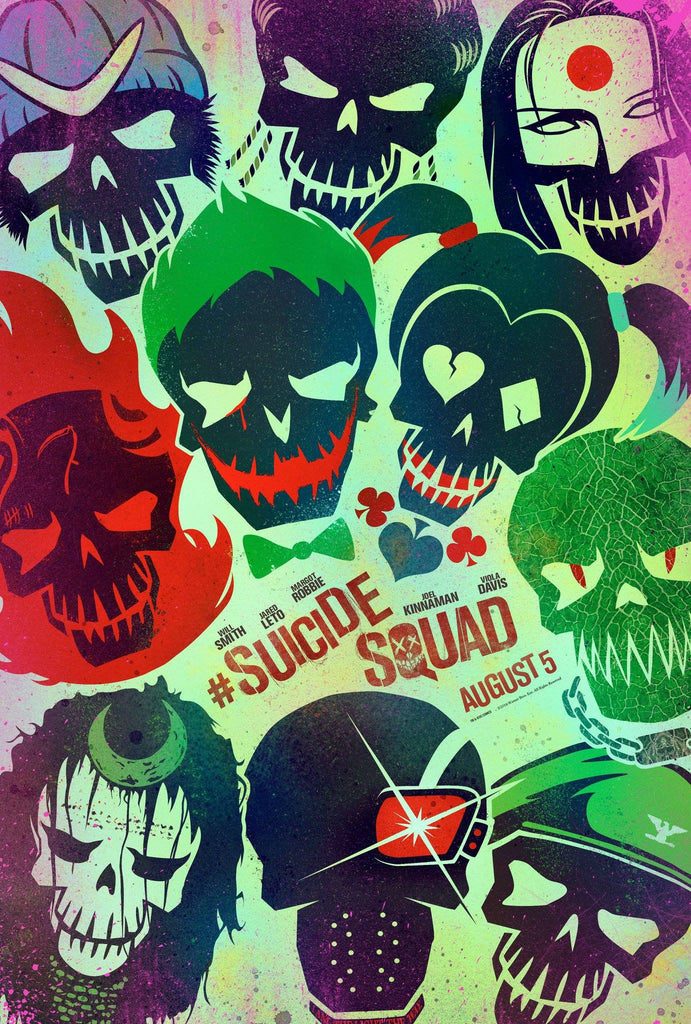 Suicide Squad committed movie Suicide?