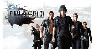 Final Fantasy XV - New footage revealed!