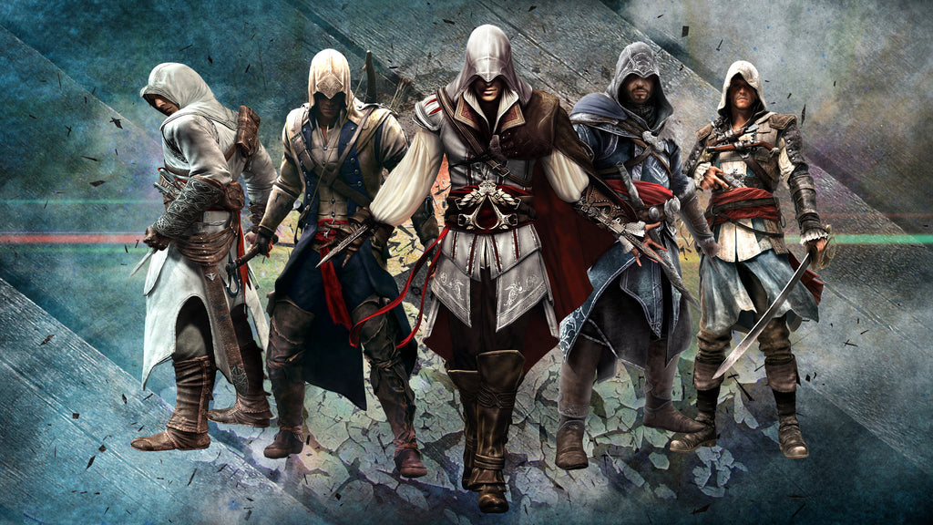 Rumor has it, Assassin's Creed to take a year off