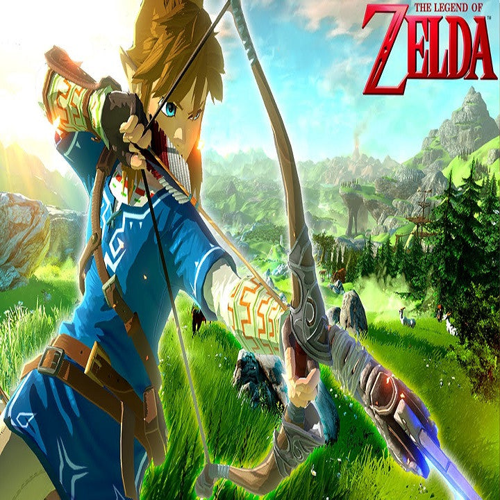 E3 2016: Amazon Posts The Legend Of Zelda Wii U Promotional Artwork