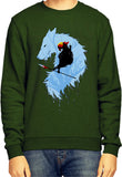 Princess Mononoke Sweatshirt / Jumper - Merch Distributor - 3
