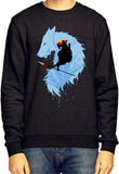 Princess Mononoke Sweatshirt / Jumper - Merch Distributor - 4
