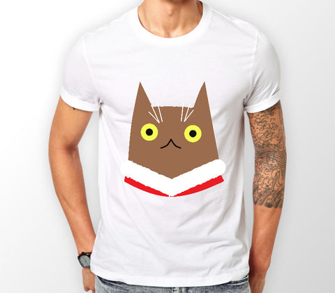 Christmas Cat Range No1 - Surprise Cat! - Merch Distributor
