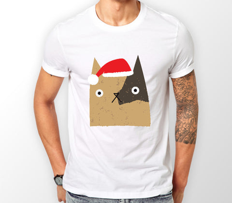 Christmas Cat Range No5 - Father Catmas! - Merch Distributor