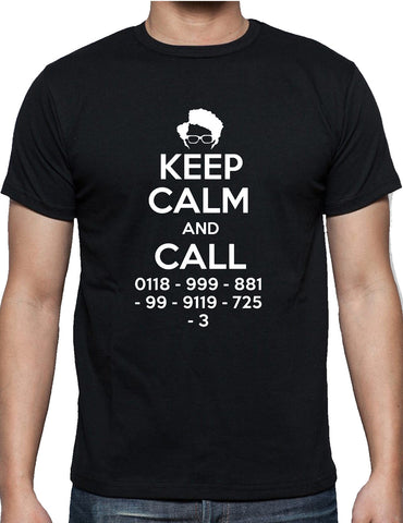 IT Crowd Keep Calm And Call