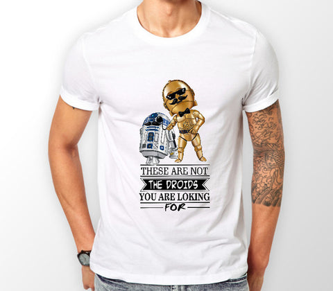 Star Wars Parody - These Are Not The Droids You Are Looking For - Merch Distributor