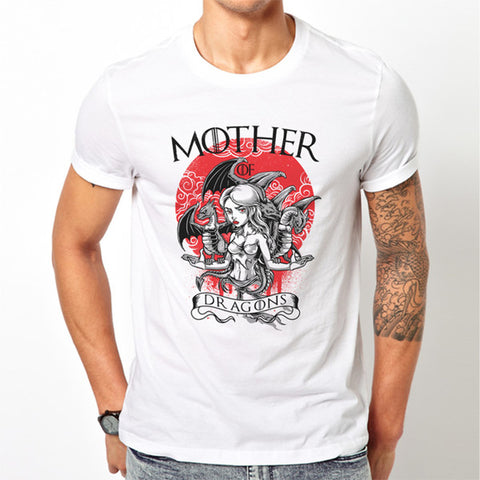 Mother Of Dragons T-shirt - Merch Distributor