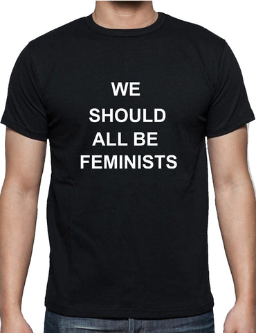 We Should All Be Feminists Mens