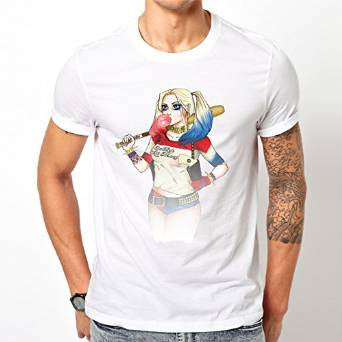 Harley Quinn Cartoon Suicide Squad T-shirt - Merch Distributor