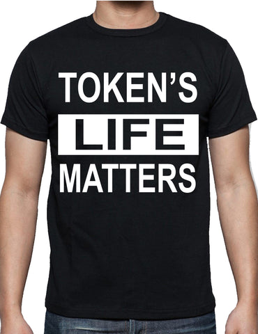 Token's Life Matters - South Park/ Black Lives Matter Parody as worn by Eric Cartman - Merch Distributor