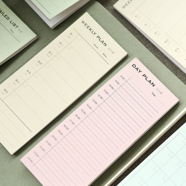 Korean Daily / Weekly / Monthly Planner