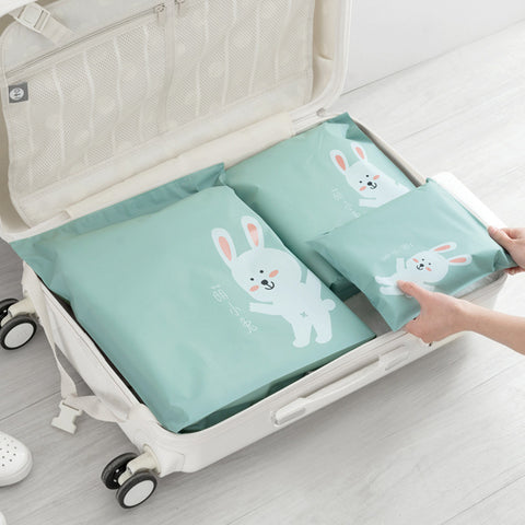 Cute Waterproof Travel Organizer Pouches