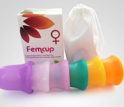 Menstrual Cup Colored