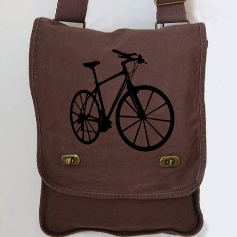 Bike Messenger Bag brown