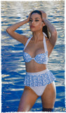 Marbella - Blue & White - Love Laura