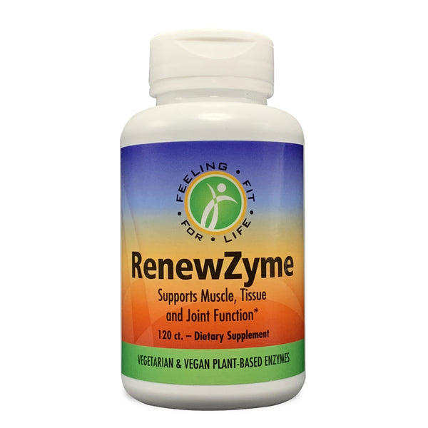 RenewZyme 120 Feeling Fit