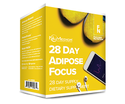 28 Day Adipose Focus, Nutrition Kit-Targeted Metabolic Management* NuMedica