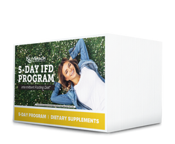 5-Day IFD Program, Chocolate, 5 Day Intermittent-Fasting Diet